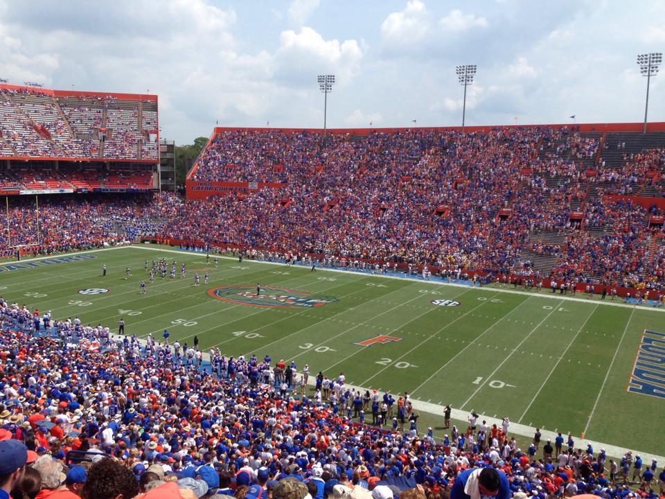 Top 10 most intimidating college football stadiums